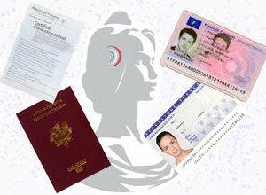 Demarches etrangers en France